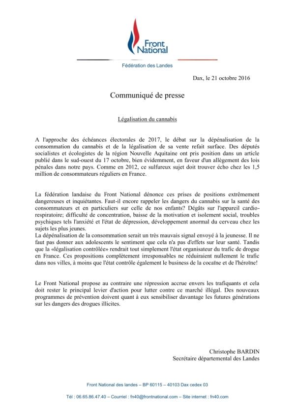 communique-de-presse-legalisation-du-cannabis-2016-10-16