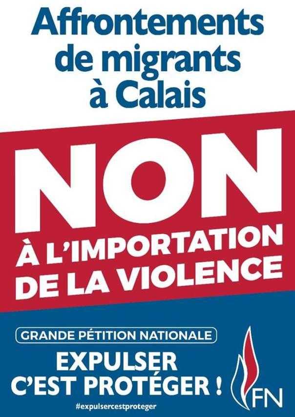 Petition Migrants 1